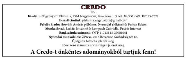 Credo2016.04.